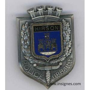 Hirson - Police Urbaine