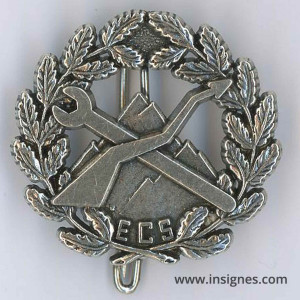 4° Régiment de Chasseurs Escadron Commandement Soutien