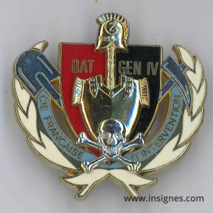 BAT GEN IV Ex Yougoslavie
