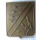 Base Aérienne 902 CONTREXEVILLE Plaque Bronze 9,8 cm