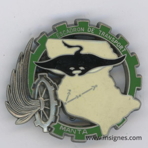 Escadron de transport Opération Manta Tchad