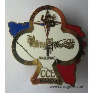 Bataillon Français CCL 6° Mandat RAJLOVAC