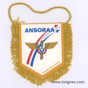 ANSORAA Fanion Tissu