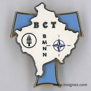 BCT Bataillon des Transmissions BMNN Trident