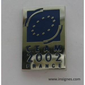 CEAM 2002 Pin's