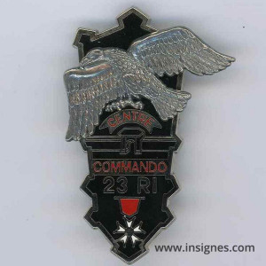 23° RI CEC Centre Commando