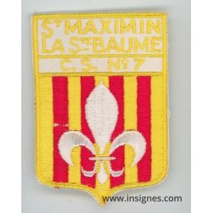 Centre de Secours n°7 Saint Maximin La Sainte Baume