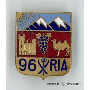 96° Régiment d'Infanterie Alpine