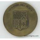 Breuil le Vert Médaille 50 mm