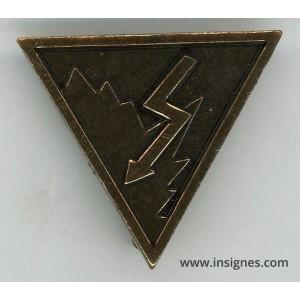 2° REP 4° Compagnie Brevet de destructeur bronze