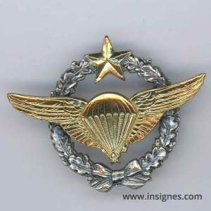 Brevet Parachutiste d'Essai Armée de l'Air