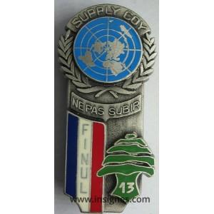 420° DSL 13° Mandat FINUL LIBAN