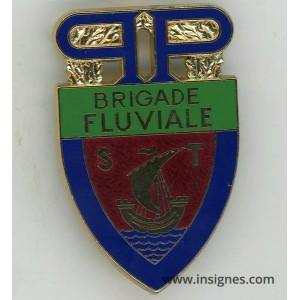 Paris - PP - Brigade Fluviale