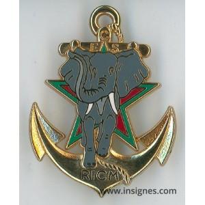 RICM Escadron de Commandement et des Services ECS (éléphant)