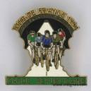 Gendarmerie Garde R Tour de France 1994 vert