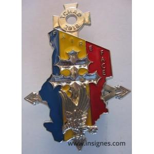 110° Régiment d'Infanterie Tchad 2010 Opération Epervier