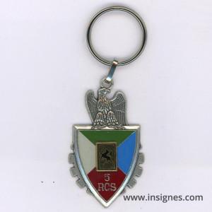 5° RCS Régiment de Commandement et de Soutien Porte-clés