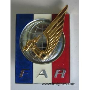 FAR Force d'Action Rapide (translucide)