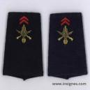 Tissu fourreaux 2° Classe Infanterie