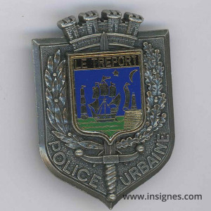 Le Tréport - Police Urbaine