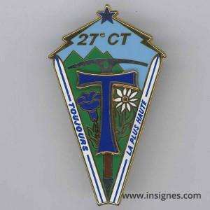 27° Compagnie des Transmissions (Toujours la plus haute)