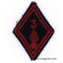 3° RI Losange 45