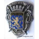 Auxerre - Police Municipale
