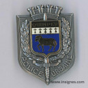 Quimper - Police Urbaine