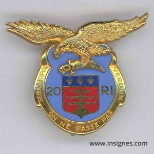 20° Régiment d'Infanterie