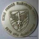 Ecole Franco Allemande Coin TIGRE Coin's 35 mm