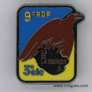 9° RCP 3° Compagnie (aigle) La Réunion