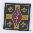 10° Division Blindée Insigne de manche