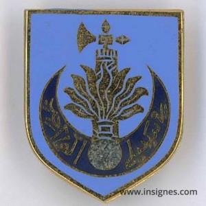 Écu 10° Légion de Gendarmerie Alger