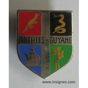 Ecu ANTILLES GUYANE