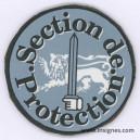 Tissu Section de Protection LYON)