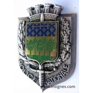 Nemours - Police Nationale