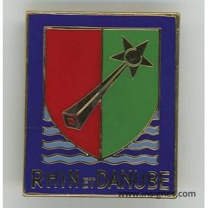 RHIN ET DANUBE 1° Armée