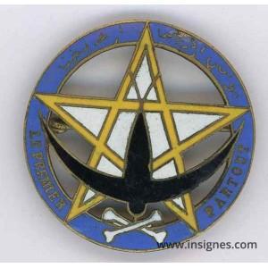 1° Régiment de Tirailleurs Marocains 4° Bataillon