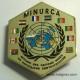 MINURCA Mission ONU REPUBLIQUE CENTRAFRICAINE Translucide