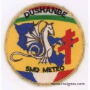 DUSHANBE SMD METEO Patch AFGHANISTAN Tissu