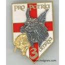 126° Régiment d'Infanterie 3° Compagnie Lynx