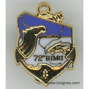 72° BIMA Pin's