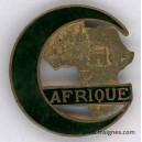 AFRIQUE Breloque de foyer