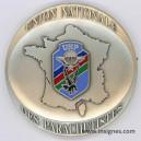 UNP Médaille de table 70 mm