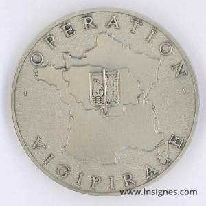 Opération Vigipirate Coin's Le Général