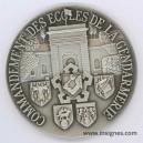 Commandement des Ecoles de la Gendarmerie Fond de coupelle 70 mm