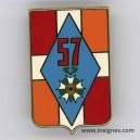 57 RI Régiment d'Infanterie Drago Noisiel MLV G 2091