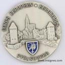 CORPS EUROPEEN EUROKORPS Emaux Médaille
