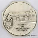 Région de Gendarmeriede PARIS Médaille Hauteur: 75 mm