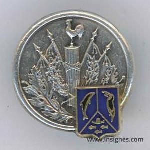 Commissariat DIRCAT GUYANE pin's Balme